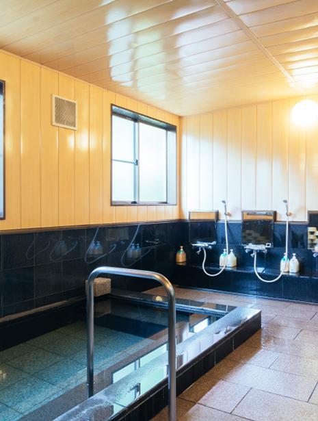 大浴場の画像
